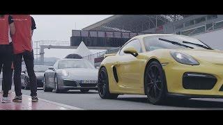 Porsche World Roadshow Korea 2016