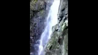 Den of Finella Waterfall