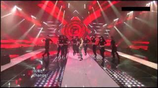 HyunA - Change (GoodBye stage) ( Feb.28.10 )