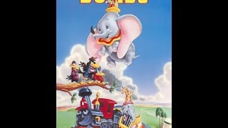 Dumbo-1941 movie review