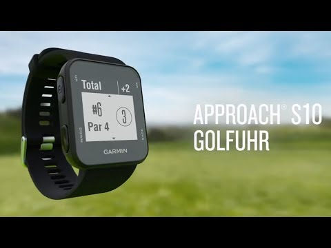 Garmin Approach® S10 – GPS Golfuhr im modernen Design