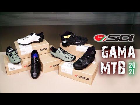 Nueva gama de zapatillas Sidi 2021 para MTB