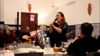 "Anita -  Fado de Amália Rodrigues ""Lisboa Nao Sejas Francesa"" (2016)"