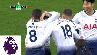 Llorente's header completes Tottenham's comeback v. Watford   Premier League   NBC Sports