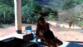 PSF em Itaguaçu, comunidade de Preguiçosa