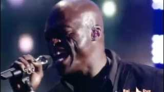 Seal   It's a man's man's world HIGH QUALITY  X factor