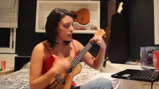 Marisa Monte- Beija eu [Paola Antunes Cover ukulele]