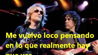 HALL AND OATES  -  BESO EN MI LISTA
