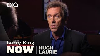 "Favorite ""House"" Quote and Struggles With The American Accent: Hugh Laurie Answers..."