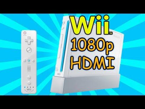 Conecta tu Wii por HDMI 1080p Wii2HDMI