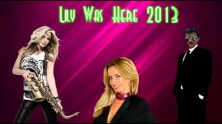 CANDY DULFER - LILY WAS HERE 2013 (Cover)