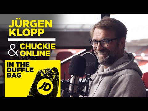 """jdsports.co.uk & JD Sports Discount Code video: JÜRGEN KLOPP & CHUCKIE ONLINE 