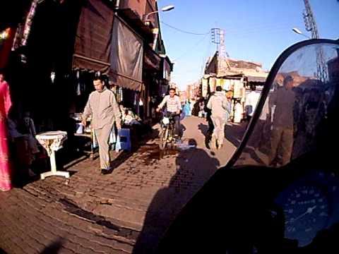 Marrocos – O meu guia atleta em Marrakech 1