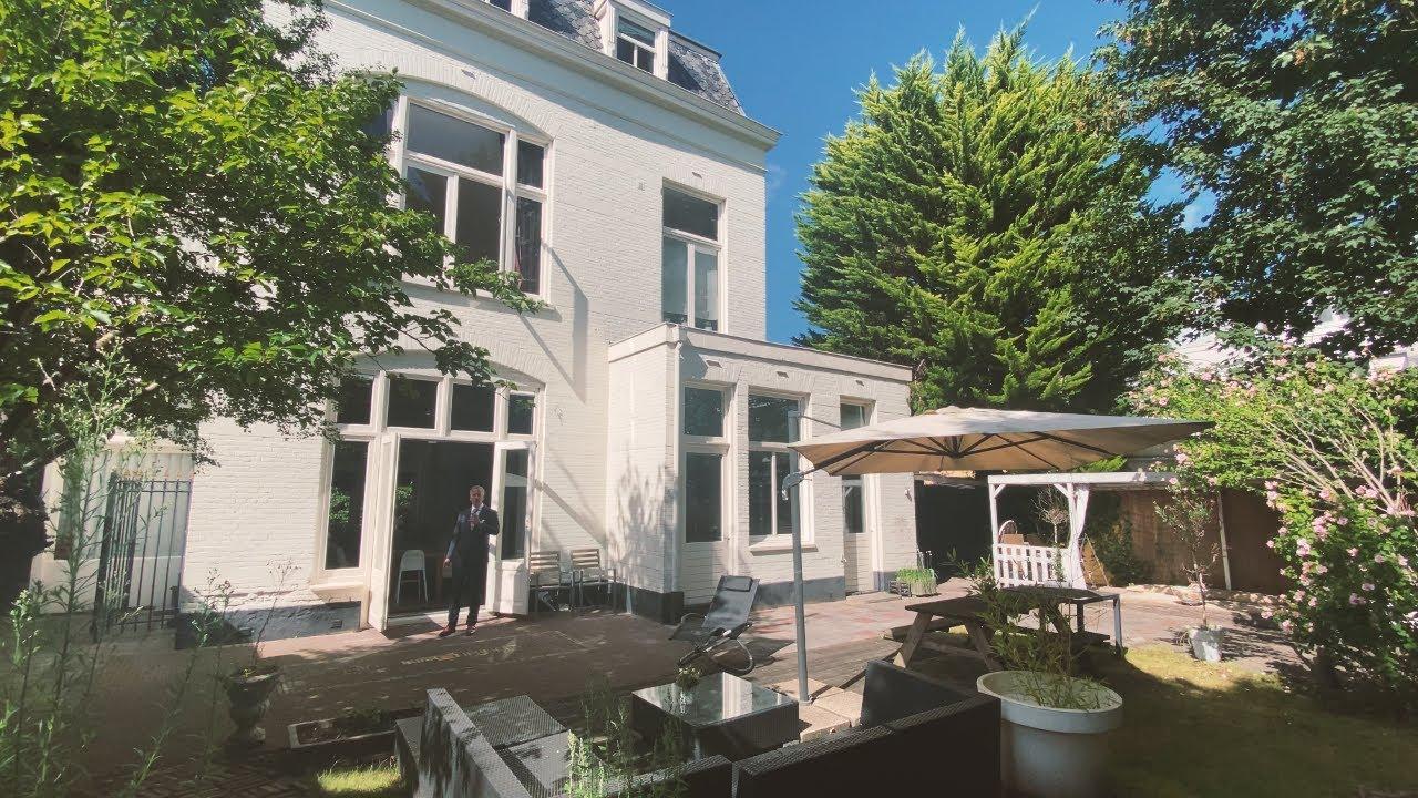 Vrijstaande villa Laan Hofrust 1 Rijswijk