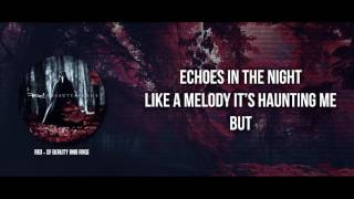 Take me Over - RED (Lyrics)