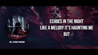 Take me Over - RED (Lyrics)