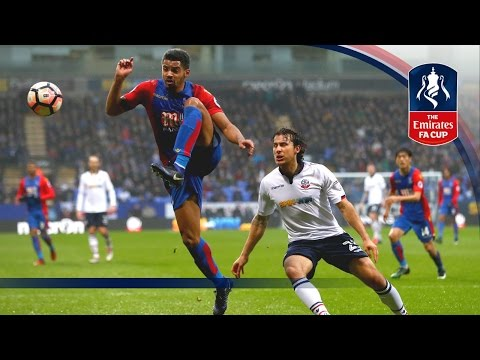 Bolton Wanderers 0-0 Crystal Palace - Emirates FA Cup 2016/17 (R3) | Goals & Highlights