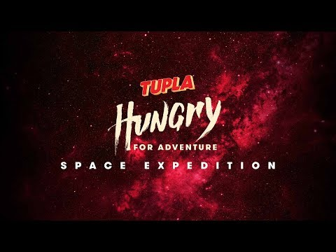 Hungry for Adventure – Space Expedition rekry