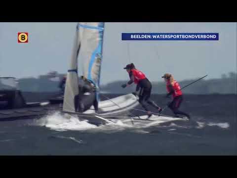 Veghelse zeilster Annemiek Bekkering pakt met maatje Annette Duetz wereldtitel