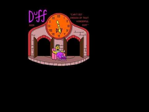 After Dark: The Simpsons Screen Saver (Simpsons Clocks) (Berkeley Systems) (Windows 3.x) [1994]