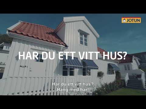 Jotun OPTIMAL Optiwhite - färg för vita hus