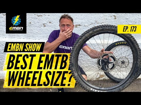 Are Mixed Wheel Size Bikes The Future Of EMTB? | EMBN Show Ep. 173