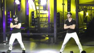 Big Time Rush - Show Me (Better With U Tour 2.18.12 Los Angeles) - HD