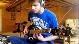 Thousand Foot Krutch- War of Change (Guitar Cover)
