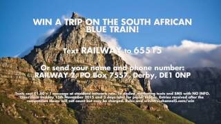 Channel 5 - Chris Tarrant: Extreme Railway Journeys - The Blue Train, South Africa