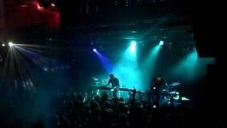 """The Crystal Method """"Keep Hope Alive"""" (Live) - Matter, London UK"""