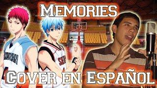 """Kuroko no Basket Opening 7 """"Memories"""" (Español Latino)"""