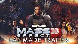 Mass Effect 3 Trailer (Infinity War Style)