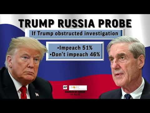 AP Poll: Majority says President tried to obstruct