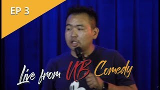 Tuuguu | Episode 3 | Live from UB Comedy | S1