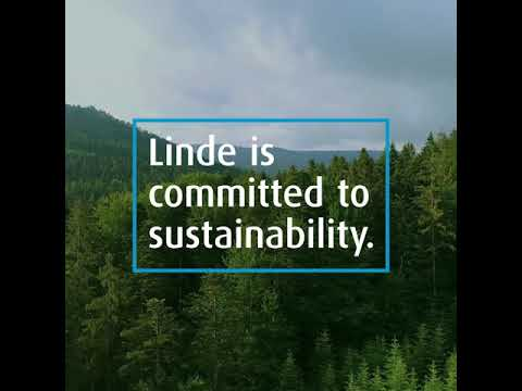 How our gases and solutions contribute to sustainability