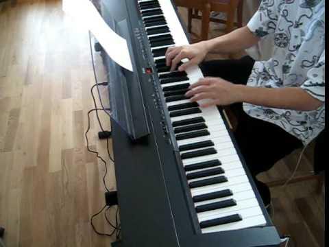 Rihanna - Unfaithful(Piano)