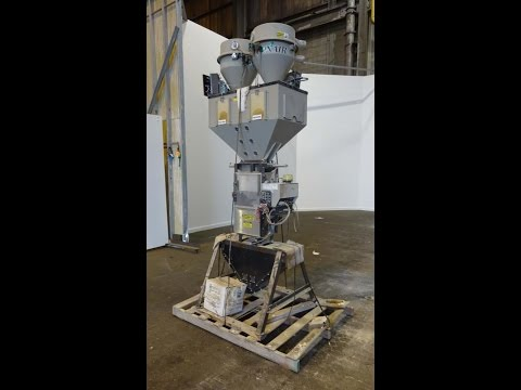 Used- Conair 2-Compartment Weigh Scale Gravimetric Blender - stock # 48578001