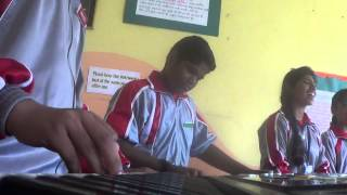 Video Show- English MCB Class IX Boys and Girls Permforming Song Recitation