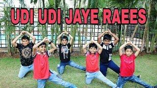 Udi Udi Jaye dance choreography step Raees Shah Rukh Khan & Mahira Khan Ram Sampath