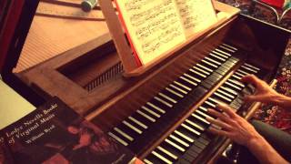 J. S. Bach: Goldberg Variations, BWV 988. Variatio 1 a 1 Clav.