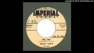 Lewis, Smiley - No, No - 1957