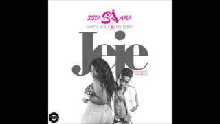 Sista Afia - Jeje ft. Shatta Wale & Afezi Perry (Audio Slide)