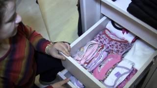 Decoração mostra dicas de profissional para manter quarto de criança organizado