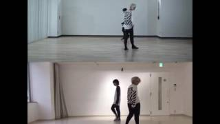 TAEMIN with 菅原小春 「さよならひとり」Goodbye cover dance by L.B.M(japanese girls)