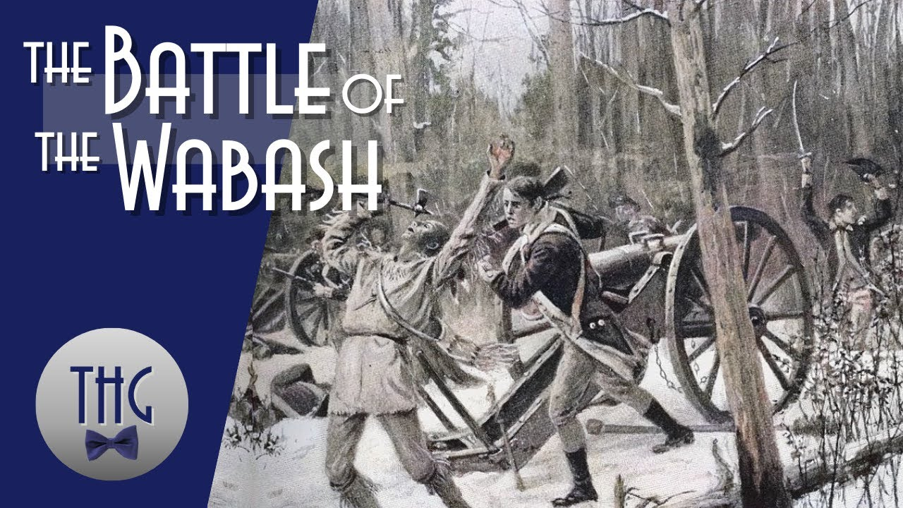 Battle of the Wabash or the US Army's Greatest Defeat