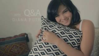 Q&A With DIANA Putri, Bidadari Paling Imut dan Bikin Gemes width=