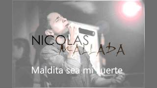 Maldita sea mi suerte - Marck Anthony Cover by Niko Mallada