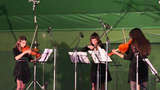 """W.A.Mozart, """"La ci darem la mano"""" (arrangiamento per 4 violini)"""