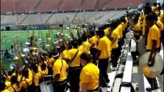 Alabama state cymbals/band- I got five on it