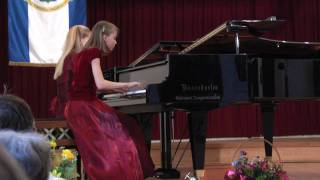 Dvorak: Slavische Tänze for piano four hands Op. 46 No. 8 g minor